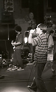 Inspiral Carpets, live on stage Manchester, UK, circa 1990