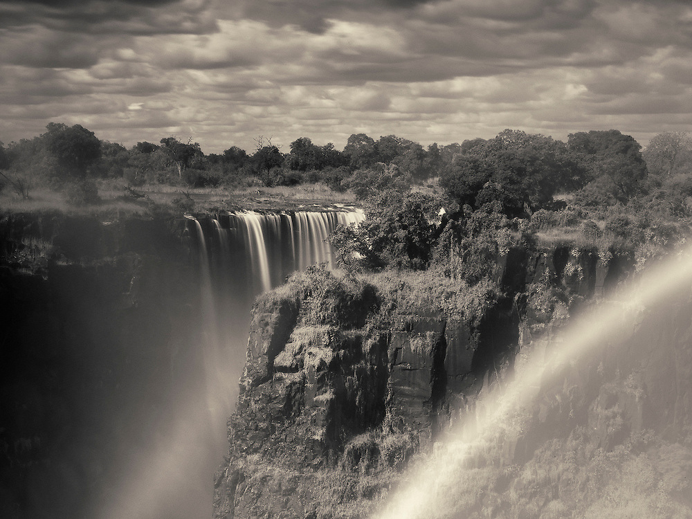 Victoria Falls. Mosi-oa-Tunya<br />