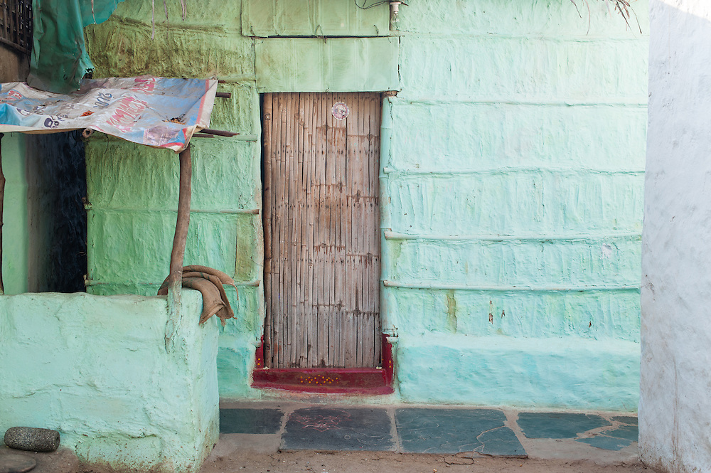 Old Indian house