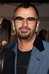 """© under license to London News Pictures. LONDON, 19/05/2011. Portrait of Ringo Star. Opening of the Tommy Nutter Exhibition """"Rebel on the Row"""" at the Fashion and Textile Museum, London. Photo credit should read BETTINA STRENSKE/LNP"""