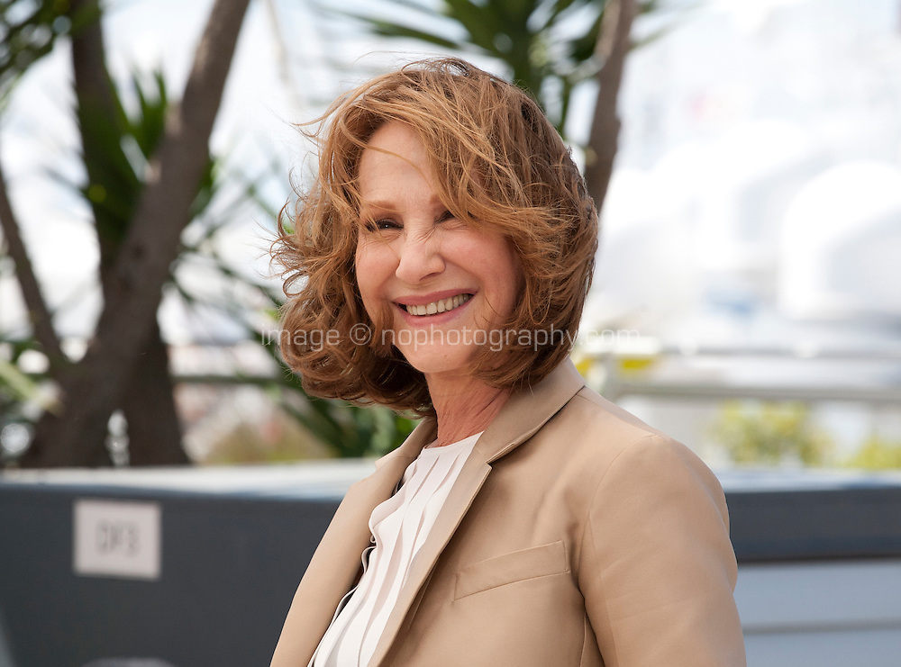 Actress Nathalie Baye at the It's Only the End of the World (Juste La Fin Du Monde) film photo call at the 69th Cannes Film Festival Thursday 19th May 2016, Cannes, France. Photography: Doreen Kennedy