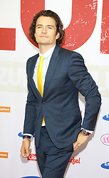 Orlando Bloom attends the German premiere of the film 'Zulu' at Cinemaxx, Hamburg, Germany,  Monday, 5th May 2014. Picture by  Schneider-Press / i-Images<br /> UK & USA ONLY