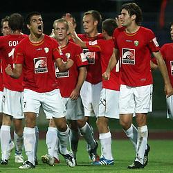 20080801: Football - Soccer - PrvaLiga, ND Gorica vs NK Rudar