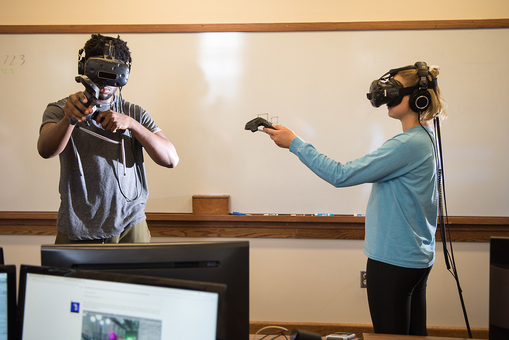 Grid Lab, Virtual Reality, Scripps