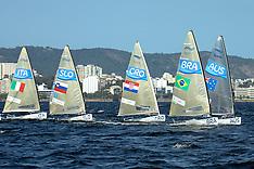 Day 06 - Aug 13 - Laser Men - Rio 2016