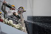 March 29, 2014 - Sepang, Malaysia. Malaysian Formula One Grand Prix. Lewis Hamilton (GBR), Mercedes Petronas<br /> <br /> © Jamey Price / James Moy Photography