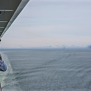 The Norwegian Pearl cruising the Inside Passage from Seattle to Alaska. The Pearl belongs to the Norwegian Cruise Line. <br /> Photography by Jose More