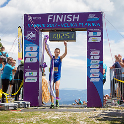 20170708: SLO, Athletics - 16th European Mountain Running Championships Kamnik 2017