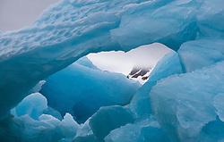 Ocean Ice near  Spitsbergen, Svalbard