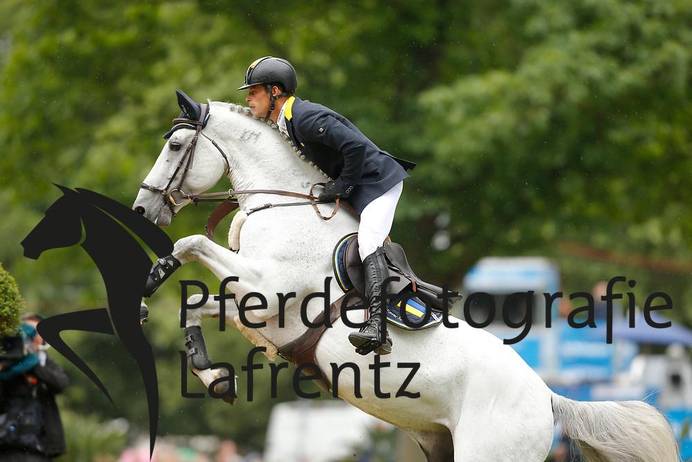 Szentirmai, Ferenc, Cassuci<br /> Wiesbaden - Pfingstturnier 2015<br /> Grosser Preis von Wiesbaden Riders Tour Etappe<br /> © www.sportfotos-lafrentz.de/Stefan Lafrentz