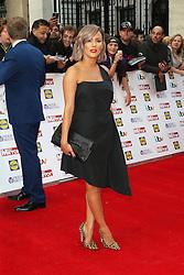 Caroline Flack, Pride of Britain Awards, Grosvenor House Hotel, London UK. 28 September, Photo by Richard Goldschmidt /LNP © London News Pictures