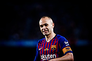 08 Andres Iniesta from Spain of FC Barcelona during the Spanish championship La Liga football match between FC Barcelona and Real Sociedad on May 20, 2018 at Camp Nou stadium in Barcelona, Spain - Photo Xavier Bonilla / Spain ProSportsImages / DPPI / ProSportsImages / DPPI