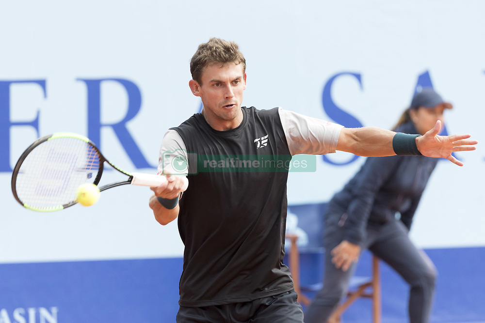 July 26, 2017 - Gstaad, Schweiz - 26.07.2016, Gstaad, Tennis, Swiss Open Gstaad 2017, Henri Laaksonen (SUI) (Credit Image: © Pascal Muller/EQ Images via ZUMA Press)
