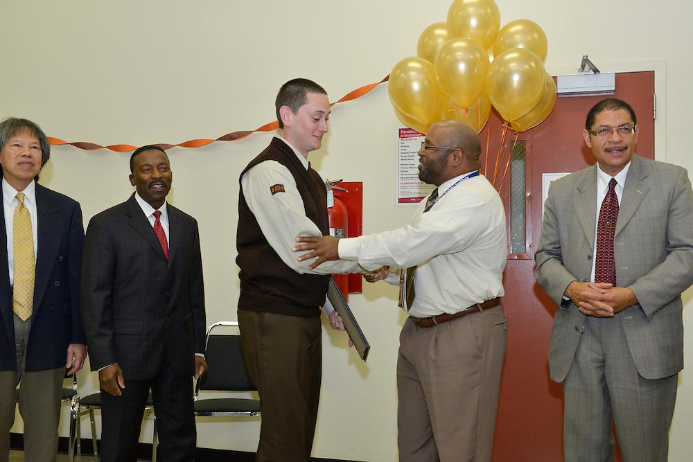 06TM12 Operator Graduation | November 5, 2012