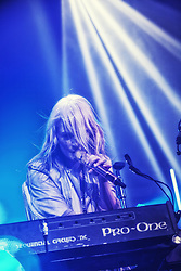 Metric performs at The Fox Theater - Oakland, CA - 4/18/13