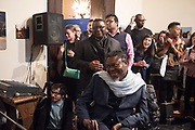 ISAAC JULIEN, YINKA SHONIBARE, Opening of Diaspora Pavilion  Palazzo Pisani and Santa Marina. Venice Biennale, 11May 2017