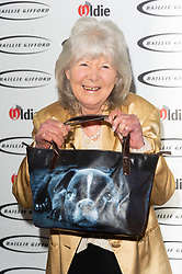 © Licensed to London News Pictures. 29/01/2019. London, UK. Jilly Cooper attends The Oldie Of The Year Awards held at Simpsons In The Strand restaurant. Photo credit: Ray Tang/LNP
