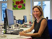 Vienna, Austria.<br /> Vera Budway-Strobach, Programme Manager Diversity, Erste Group Bank AG.