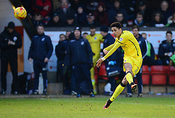 Daniel Leadbitter of Bristol Rovers - Mandatory by-line: Alex James/JMP - 21/01/2017 - FOOTBALL - Banks's Stadium - Walsall, England - Walsall v Bristol Rovers - Sky Bet League One