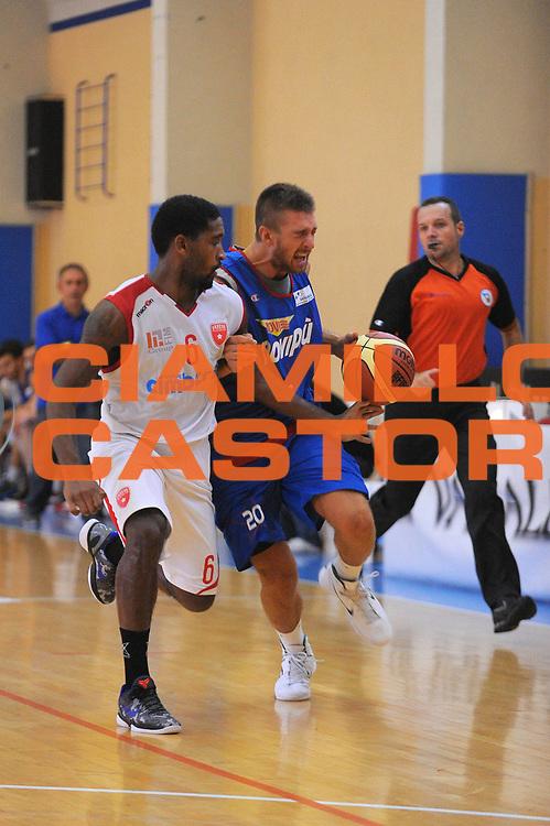 DESCRIZIONE : Varallo Torneo di Varallo Lega A 2011-12 Cimberio Varese Novipiu Casale Monferrato<br /> GIOCATORE : Giancarlo Ferrero<br /> CATEGORIA : Palleggio<br /> SQUADRA : Novipiu Casale Monferrato<br /> EVENTO : Campionato Lega A 2011-2012<br /> GARA : Cimberio Varese Novipiu Casale Monferrato<br /> DATA : 11/09/2011<br /> SPORT : Pallacanestro<br /> AUTORE : Agenzia Ciamillo-Castoria/A.Dealberto<br /> Galleria : Lega Basket A 2011-2012<br /> Fotonotizia : Varallo Torneo di Varallo Lega A 2011-12 Cimberio Varese Novipiu Casale Monferrato<br /> Predefinita :