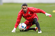 Ramazan Oezbcan during Austria training camp ahead of Euro 2016 at Raiffeisen Arena Crap Gries, Schluein<br /> Picture by EXPA Pictures/Focus Images Ltd 07814482222<br /> 23/05/2016<br /> ***UK &amp; IRELAND ONLY***<br /> EXPA-RIN-160523-0192