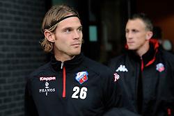 03-04-2010 VOETBAL: AZ - FC UTRECHT: ALKMAAR<br /> FC Utrecht verliest met 2-0 van AZ / Ken van Mierlo<br /> ©2010-WWW.FOTOHOOGENDOORN.NL