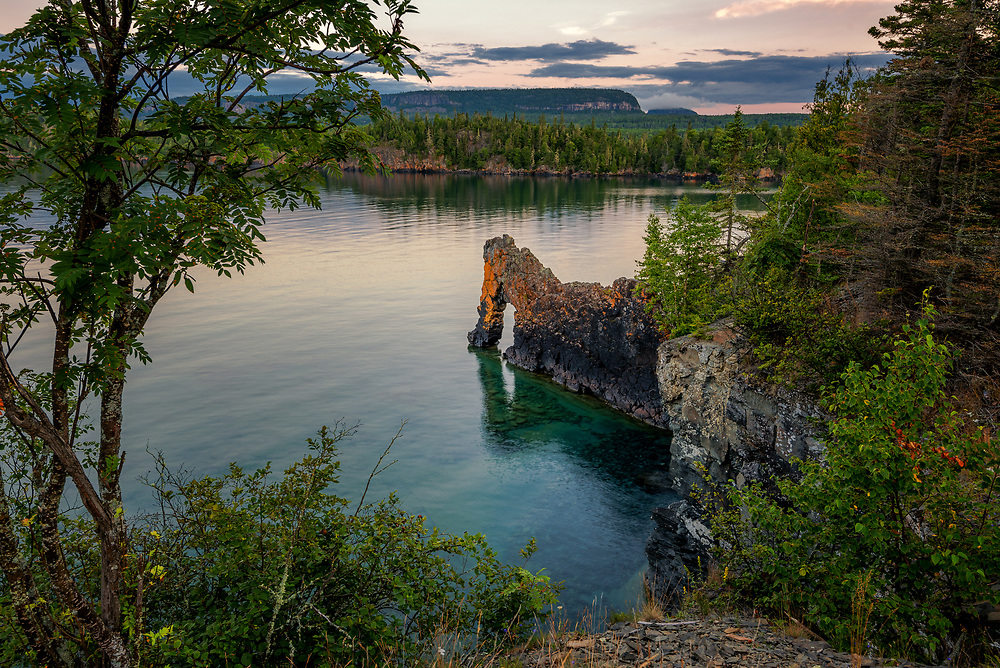 Sea Lion Rock, Sleeping Giant Provincial Park, Ontario