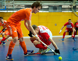 LEIZPIG - WC HOCKEY INDOOR 2015<br /> NED v POL (Pool B)<br /> Foto:van de PEPPEL Robbert<br /> FFU PRESS AGENCY COPYRIGHT SANDER UIJLENBROEK