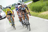 Patrick Gretsch - Ag2r - 21.05.2015 - Etape 12 du Giro 2015<br />Photo : Sirotti / Icon Sport