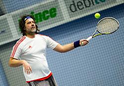 BTC Medot novoletni rekreativni teniski turnir dvojic 2020, on January 18, 2020 in BTC Millenium centre, Ljubljana, Slovenia. Photo by Vid Ponikvar / Sportida