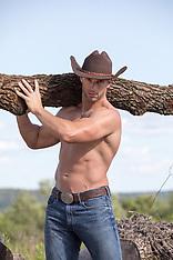 Shirtless Cowboys