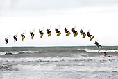 Joe and Friends Kite Surfing Port Aransas, Texas 04-05-14