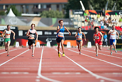 CORSO Oxana, ITA, 200m, T35, 2013 IPC Athletics World Championships, Lyon, France