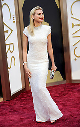 Naomi Watts  arriving to the 2014 Oscars at the Hollywood and Highland Center in Hollywood, California, USA,  Sunday, 2nd March 2014. Picture by Hollywood Bubbles / i-Images<br /> UK ONLY
