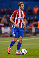Atletico de Madrid's player Sime Vrsaljko during a match of UEFA Champions League at Vicente Calderon Stadium in Madrid. November 01, Spain. 2016. (ALTERPHOTOS/BorjaB.Hojas)