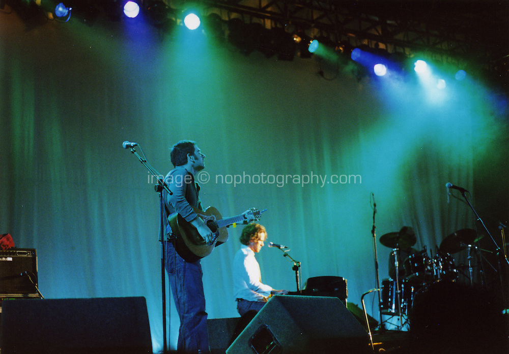 The Hothouse Flowers at the Witness Music Festival Ireland