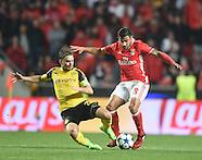 Lisbon: Benfica SL v Borussia Dortmund - 14 Feb 2017