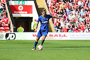 AFC Wimbledon defender Paul Robinson (6) during the EFL Sky Bet League 1 match between Walsall and AFC Wimbledon at the Banks's Stadium, Walsall, England on 6 August 2016. Photo by Stuart Butcher.