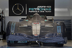 Lewis Hamilton (GBR) Mercedes AMG F1  <br /> 27.11.2016. Formula 1 World Championship, Rd 21, Abu Dhabi Grand Prix, Yas Marina Circuit, Abu Dhabi, Race Day.<br /> Copyright: Charniaux / XPB Images / action press