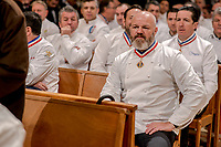 Paul Bocuse's funeral took place in the cathedral St Jean, Lyon.