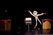 13e Festival de Casteliers 2018, Marionnettes pour adultes et enfants. -  au Pavillon au Théâtre d'Outremont, l'École Secondaire Paul-Gérin-Lajoie, Le théâtre des écuries, OBORO et le Pavillon Saint-Viateur / Montréal / Canada / 2018-03-10, © Photo Marc Gibert / adecom.ca