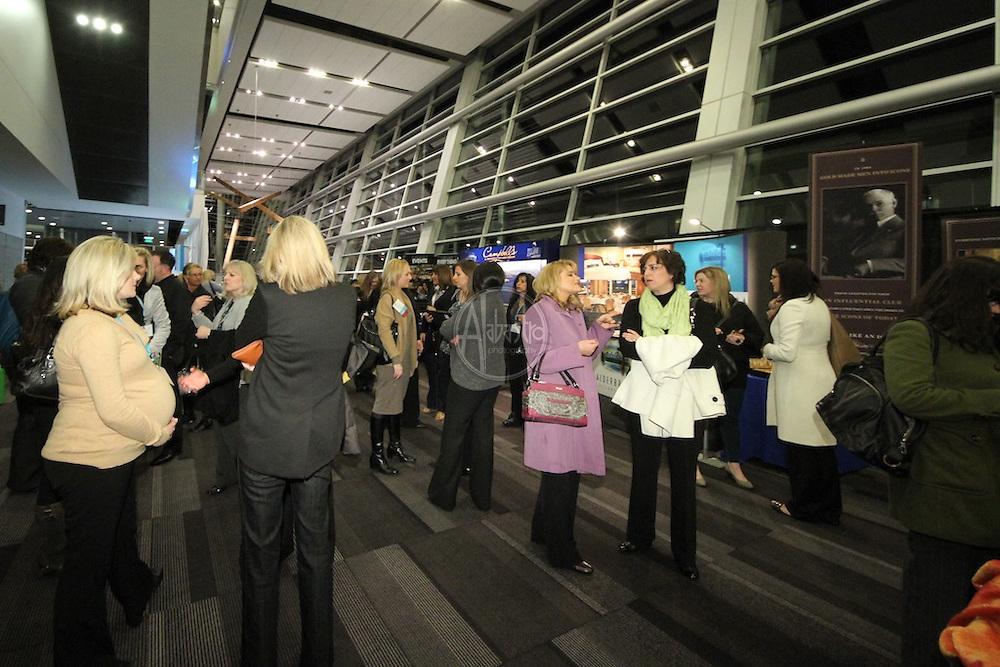 MPI Cascadia Educational Conference 2012 Tradeshow.