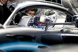 September 20, 2019, Singapore, Singapore: Motorsports: FIA Formula One World Championship 2019, Grand Prix of Singapore, ..#77 Valtteri Bottas (FIN, Mercedes AMG Petronas Motorsport) (Credit Image: © Hoch Zwei via ZUMA Wire)
