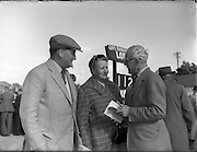 20/09/1954<br /> 09/20/1954<br /> 20 September 1954<br /> Goffs September (Annual Yearling) Bloodstock sales at the RDS, Ballsbridge Dublin.