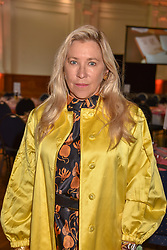 Maia Norman at the ASAP VIP lunch (African Solutions To African Problems) held at the RHS Lindley Hall, 80 Vincent Square, London, England. 10 October 2018.