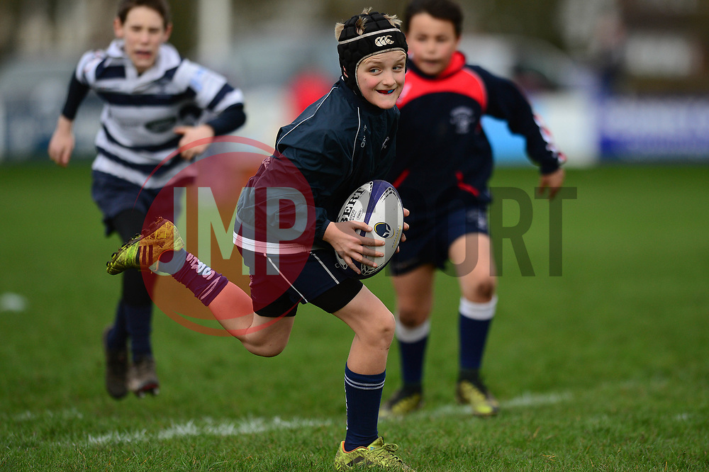 Worcester Warriors players and community coaches deliver coaching sessions at Stourbridge RFC  - Mandatory by-line: Dougie Allward/JMP - 19/03/2017 - Rugby - Stourbridge RFC - Stourbridge, England - Worcester Warriors Community Rugby