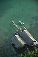 Isla Bastimentos es una isla que incluye la localidad del mismo nombre, y el corregimiento ubicado en el distrito de Bocas del Toro en el archipi&eacute;lago de Bocas del Toro, al noroeste del pa&iacute;s centroamericano de Panam&aacute;. La isla es de aproximadamente 52 km?, lo que la hace una de las m&aacute;s grandes en Panam&aacute;.<br /> <br /> El Parque nacional Isla Bastimentos abarca una gran parte de la isla Bastimentos, los Cayos Zapatilla, adem&aacute;s de las aguas y los manglares que rodean a la isla, donde los monos Tit&iacute; son comunes, al igual que los perezosos y las ranas venenosas rojo.<br /> <br /> <br /> &copy;Alejandro Balaguer/Fundaci&oacute;n Albatros Media.