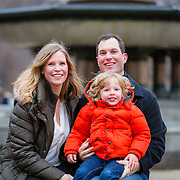 Sullivan Family - Central Park, NY