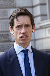 © Licensed to London News Pictures. 03/009/2019. London, UK. Former Secretary of State for International Development RORY STEWART in Westminster. Photo credit: Dinendra Haria/LNP