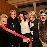 Becky Hailand, Elizabeth Hailand, Bridgette Gottwald, Ann Desloge, Diane Reed